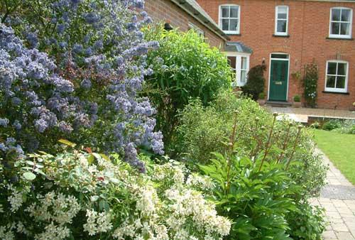 milton keynes garden design