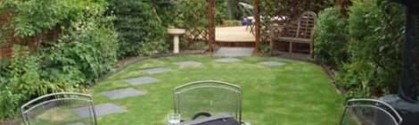 bedford garden design