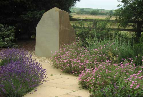remembrance garden ideas