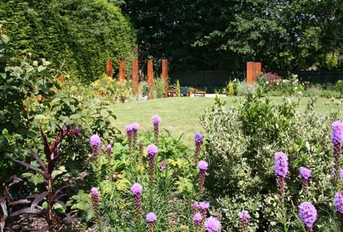 Family Garden Planting