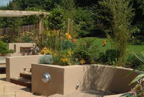 Contempory Garden Design