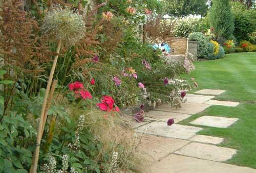 Country Garden Design